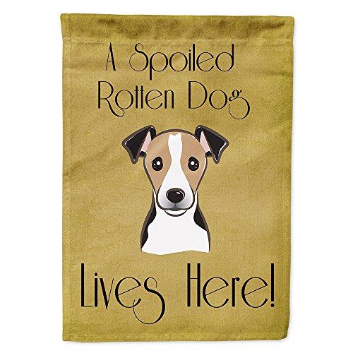 Jack Russell Terrier laughlines tamaño del jardín pabellón de perro BB1509GF