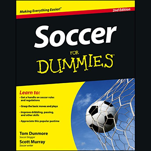 Soccer For Dummies, 2nd Edition cover art