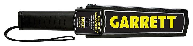 Garrett 1165190 Super scanner V Metal Detector