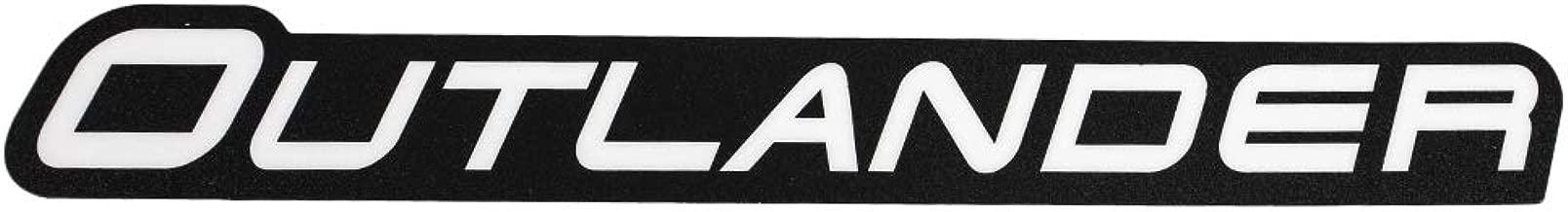 Can-Am 2012-2014 Outlander 1000 Outlander Max 1000 Front Side Decal Outlander 704902744 New Oem
