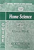 TOP NIOS Home Science Guide Class 12 (T-321)
