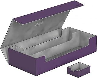 Ultimate Guard Deck Box Superhive 550+ Standard Size XenoSkin Purple Accessories