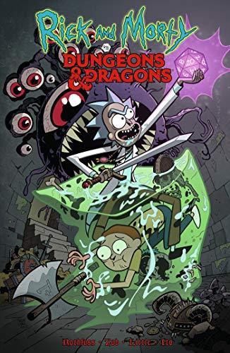 RICK & MORTY VS D&D- (Dungeons & Dragons)