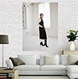 WHMQJQ Leinwand Malerei Stern Modell Olivia Palermo Poster