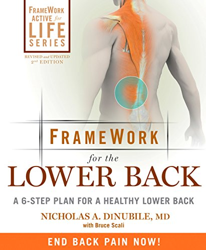 Buy Bargain FrameWork for the Lower Back: A 6-Step Plan for a Healthy Lower Back (FrameWork Active f...