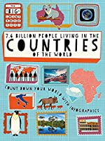 The Big Countdown: 7.6 Billion People Living in the Countries of the World