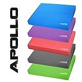 Apollo Profi Balance-Pad - Balance-Board Koordinationsmatte für Fitness,Yoga und Pilates