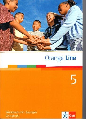 Orange Line 5 Workbook mit Lösungen