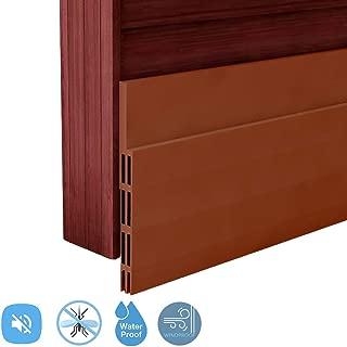 Weletric Energy Efficient Door Under Seal, Door Draft Stopper, Door Noise Stopper & Soundproofing Door Weather Stripping