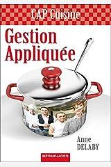Gestion appliquée CAP cuisine Broché