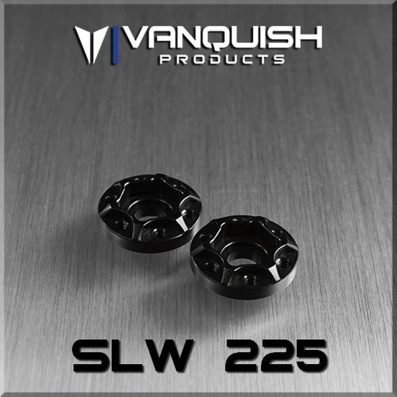 VANQUISH SLW 225 WHEEL HUB BLACK ANODIZED VPS07111 by Vanquish