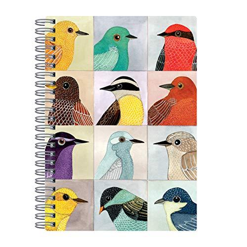 Avian Friends Wire-O Journal 6 X 8.5'