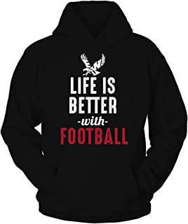 Eastern Washington Eagles T-Shirt - Life is Better with Football