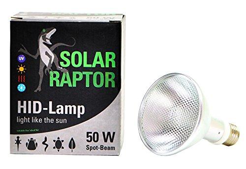 ソーラーラプター HIDランプ 50W 交換球amazon参照画像