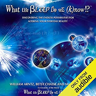 What the Bleep Do We Know  audiobook cover art