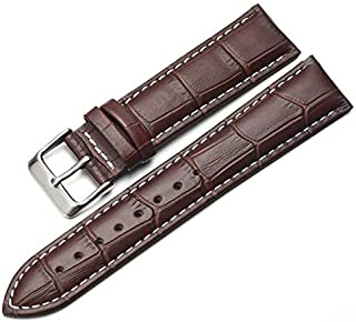 JINN - Watchbands - Ladies Watchbands High-quality steel pin buckle wrist strap for leather strap watches, sizes are 12/1...