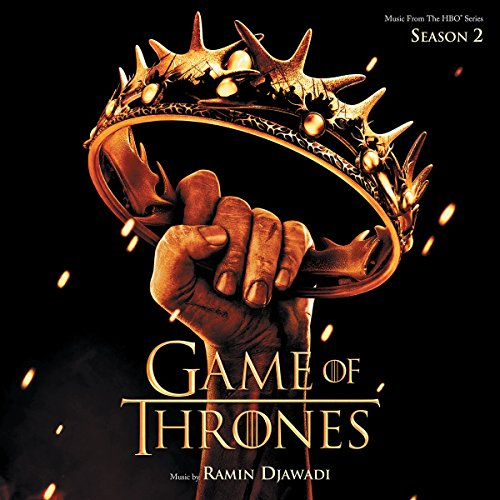 Game of Thrones-Season 2 [Vinyl LP]