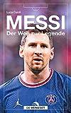 Fußballbuch zu Lionel Messi