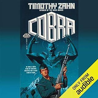 Cobra audiobook cover art
