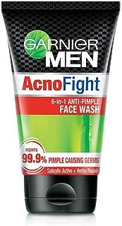 Garnier Men Acno Fight Anti-Pimple Facewash, 100gm