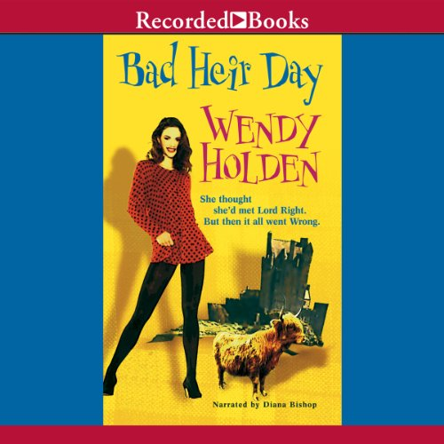 Bad Heir Day audiobook cover art