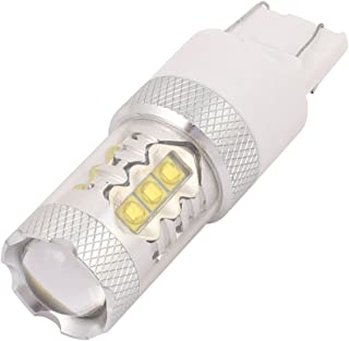 Aexit DC (Lighting fixtures and controls) 12V High Power 80W T20 White 3535 16LEDs Lights Bulbs for Brake Light (94ry710qf...
