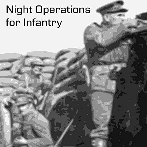 Night Operations for Infantry cover art