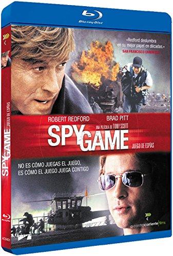 Spy Game. Juego de espías [Blu-ray]...