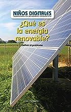 ¿Qué es la energía renovable / What Is Clean Energy?: Definir el problema / Defining the Problem (Niños Digitales: Superdotados con pensamiento ... by Computational Thinking) (Spanish Edition)