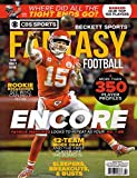 Best Fantasy Football Magazines - Beckett Fantasy Football Magazine 2019 (++ FREE GIFT) Review