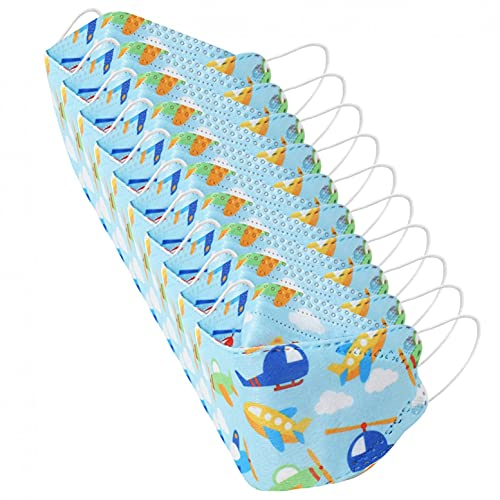 YpingLonk 10 Stück Mundschutz Kinder...