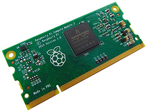 Raspberry Pi Compute Module 3 Lite, Core Architecture ARM, Core Sub-Architecture Cortex-A53, Kit Contute Module 3, Anzahl der Bits 32bit, Product Range Compute Module 3, SVHC No SVHC