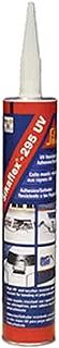 SIKA Sikaflex 295UV UV Resistant Adhesive/Sealant - 10.3oz(300ml) Cartridge - White
