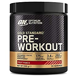 PACKAGING MAY VARY: New pack, same number of servings An 'INFORMED CHOICE – Banned Substance Tested' ready-to-mix pre-workout powder catering to strength athletes, team sports athletes, endurance athletes, gym goers, and multi-faceted athletes Natura...