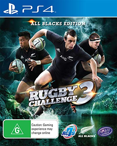 All Blacks Rugby Challenge 3