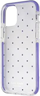 Kate Spade new York Protective Hardshell Case for iPhone 12 Pro - Pin Dot Clear (iPhone 12 Pro)