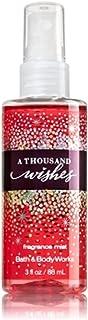 Bath and Body Works a Thousand Wishes Mini Fragrance Mist 3 Oz by Bath & Body Works