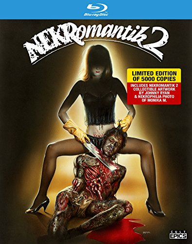Nekromantik 2 [Blu-ray] [Importado]
