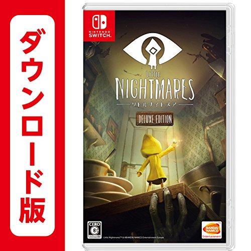 LITTLE NIGHTMARES-リトルナイトメア- Deluxe Editionオンラインコード版