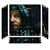 Death Stranding Game Skin for Sony Playstation 4 Pro - PS4 Pro Console - 100% Satisfaction Guarantee!