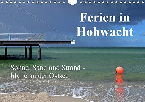 Ferien in Hohwacht (Wandkalender 2020 DIN A4 quer): Erholungsmomente an der Hohwachter Bucht (Monatskalender, 14 Seiten ) (CALVENDO Orte)