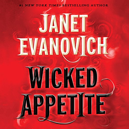 Wicked Appetite audiobook cover art