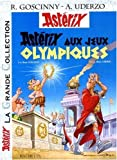 Astérix La Grande Collection - Astérix aux jeux olympiques - n°12 (French Edition) by Rene Goscinny Albert Urdezo(2008-08-15) - Asterix-Hachette (Educa Books) - 01/01/2008