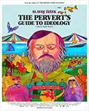 The Pervert's Guide to Ideology - Poster - cm. 30 x 40 - Shipped Rolled Inside Heavy Tube