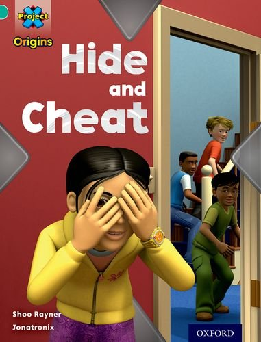 Project X Origins: Turquoise Book Band, Oxford Level 7: Hide and Seek: Hide and Cheatの詳細を見る