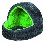 Trixie 6296Cuccia per Animali Domestici di Piccola Taglia 25× 25× 29cm Grigio/Verde