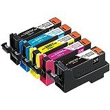 【Amazon.co.jp限定】エコリカ キャノン(Canon)対応 リサイクル インクカートリッジ 5色マルチパック BCI-326+325/5MP EC-C326+325/5A (FFP・封筒パッケージ)