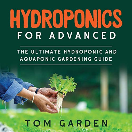 Hydroponics for Advanced cover art