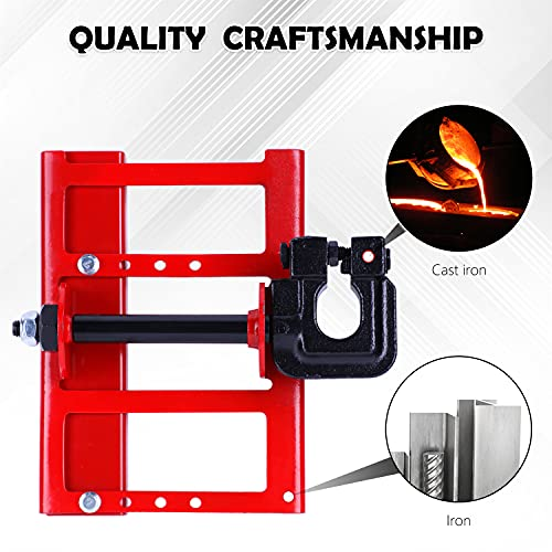 Terlizza Chainsaw Mill Lumber Cutting Guide Saw Steel Timber Chainsaw Attachment Cut Guided Mill Wood