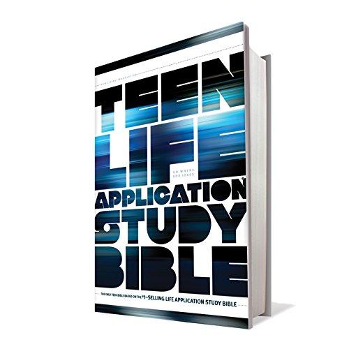 Teen Life Application Study Bible NLT